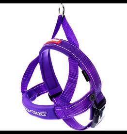 EzyDog Quick Fit Harness Purple Large