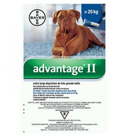 Bayer Advantage II Flea+Lice Protection