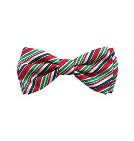 Huxley & Kent Bow Tie Candy Cane - Lg