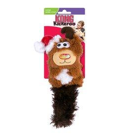 Kong Holiday Kickeroo Reindeer