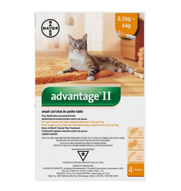 Bayer Advantage II Flea Protection