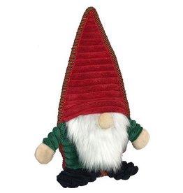 Petlou Plush Xmas Bite Me Gnome 8in