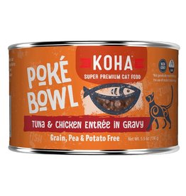Koha Poke Bowl - Tuna & Chicken Can 5.5oz single