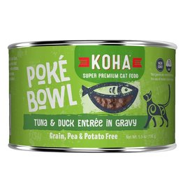 Koha Poke Bowl - Tuna & Duck Can 5.5oz single