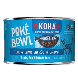 Koha Poke Bowl - Tuna & Lamb Can 5.5oz single