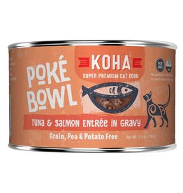 Koha Poke Bowl - Tuna & Salmon Can 5.5oz single