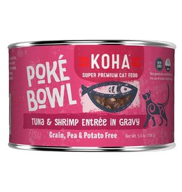 Koha Poke Bowl - Tuna & Shrimp Can 5.5oz single