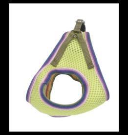"Coastal Pet Products Li'l Pals Comfort Mesh Harness 10-12"" Lime Small"