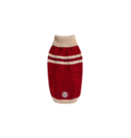 GF Pet Trekking Sweater - Red