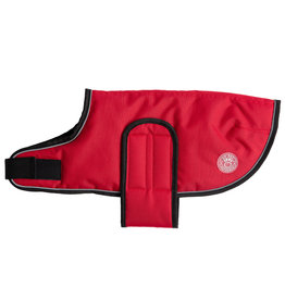 GF Pet Blanket Jacket - Red