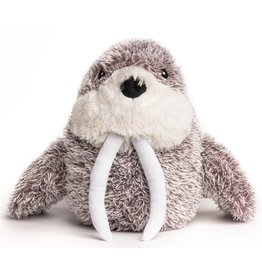 fab dog inc. Walrus Fluffie Plush Toy-Sm