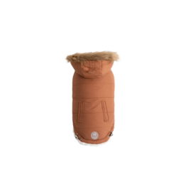 GF Pet URBAN PARKA - CARAMEL - 2XL