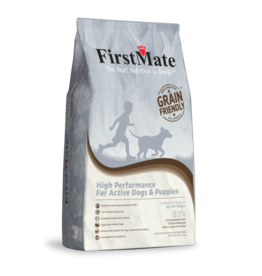 FirstMate High Performance for Active Dogs & Puppies 5lb