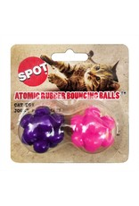 Spot - Ethical Pet Products Atomic Bouncing Balls 2PK
