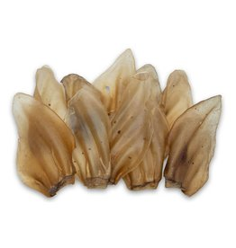 Silver Spur Cow Ears Natural- single
