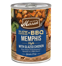 Merrick GF BBQ Memphis Style Chicken