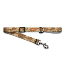 WOOF Concept Leash Desert Camo Medium .8in x 5ft