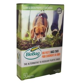 Bio-Bag Compostable Poop Bag 50ct