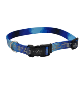 Coastal Pet Products Lazer Brite Reflective Open-Design Adjustable Collar