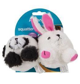 Aspen Pet Squatter Panda & Rabbit / Small Dog