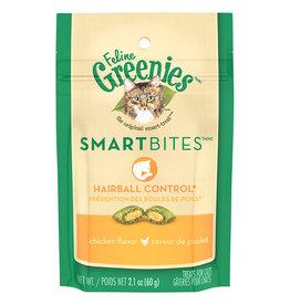 Greenies Smartbites Hairball Chicken 2.1OZ (12) / Cat