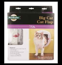 PetSafe Cat Door Big 4-Way Locking White