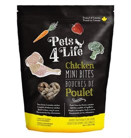 Pets 4 Life Frozen - Raw Chicken 1.25LB Cat