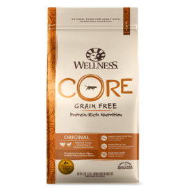 Wellness Core Turkey & Chicken 2LB (8) / Cat