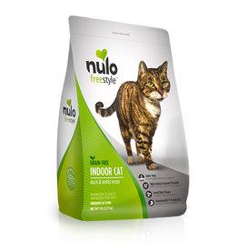 Nulo FreeStyle - Indoor Cat - Duck & Lentils Recipe 5lb