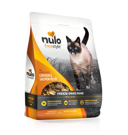 Nulo FreeStyle - Grain-Free Cat FD Chicken & Salmon 3.5oz