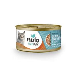 Nulo FreeStyle - Cat - Minced Salmon & Turkey in Gravy Recipe 3oz