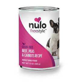 Nulo FreeStyle - Adult Dog - Beef, Peas & Carrots Recipe 13oz