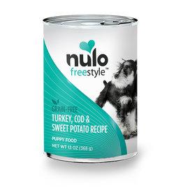 Nulo FreeStyle - Dog & Puppy - Turkey, Cod, & Sweet Potato Recipe 13oz