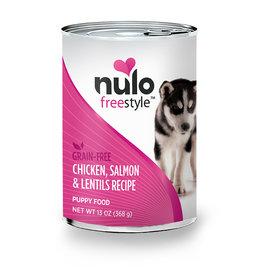 Nulo FreeStyle - Dog & Puppy - Chicken, Salmon, & Lentils Recipe 13oz