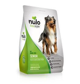 Nulo FreeStyle - Senior Dog - Trout & Sweet Potato Recipe 4.5lb