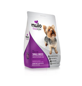 Nulo FreeStyle - Puppy & Adult Dog Small Breed - Salmon & Red Lentils Recipe 4.5lb