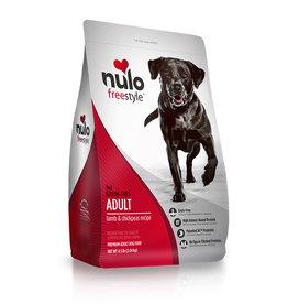 Nulo FreeStyle - Adult Dog - Lamb & Chickpeas Recipe 24lb