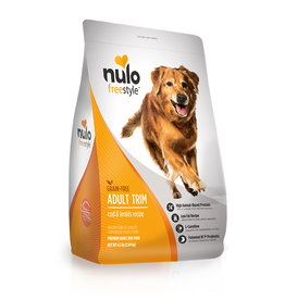 Nulo FreeStyle - Adult Trim Dog - Cod & Lentils Recipe 4.5lb