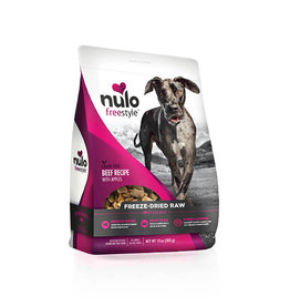 Nulo FreeStyle - Puppy & Adult -FD Beef Recipe with Apples 13oz