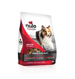 Nulo FreeStyle - Puppy & Adult - FD Lamb Recipe with Raspberries 13oz