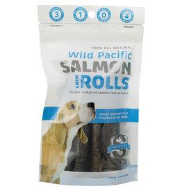 Snack 21 Salmon Skin Rolls / 6PK