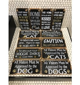 Country Primitive/Custom Signs Village Barn Wood Signs