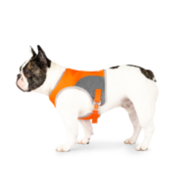 Canada Pooch Dog Safety Vest Orange