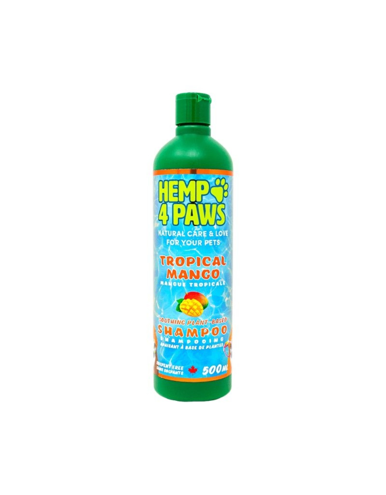 Hemp 4 Paws Natural Shampoo 500ML