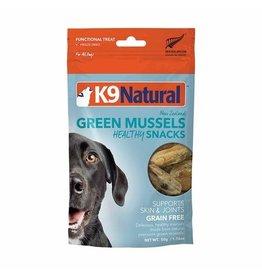 K9 Natural Green Lip Mussel Treats - Freeze Dried