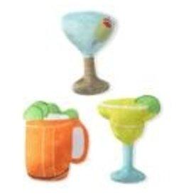 Fringe Studio Cocktails - 3PCS Small Dog Toy Set
