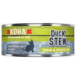 Koha High Protein Stew Cat - Duck 5.5oz