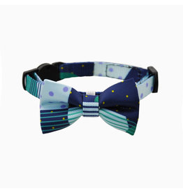Hugsmart Bow Tie Collar City Impression Broadway | Cat