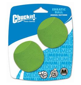 Chuck It! Erratic Ball Medium 2PK