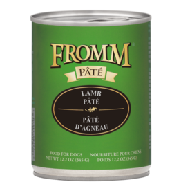 Fromm Dog Lamb Pate 12.2 oz